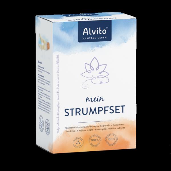 Alvito Strumpfset Verpackung