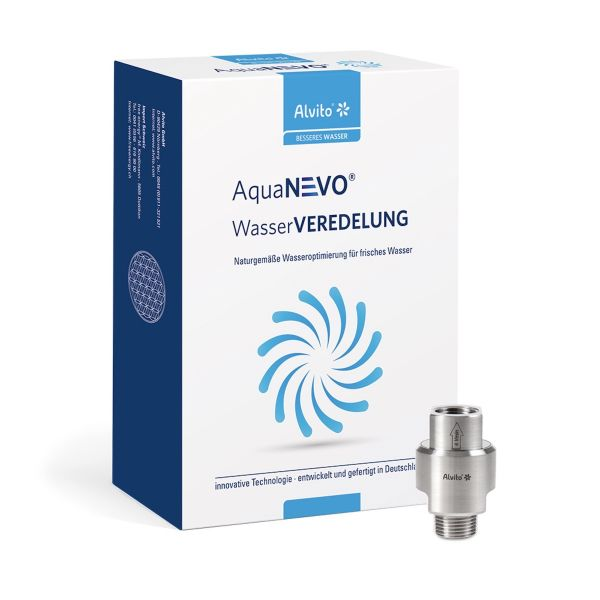 AquaNEVO Wasserwirbler Inline 1.4 (4 Liter/Minute)