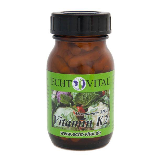 Vitamin K2 Glas
