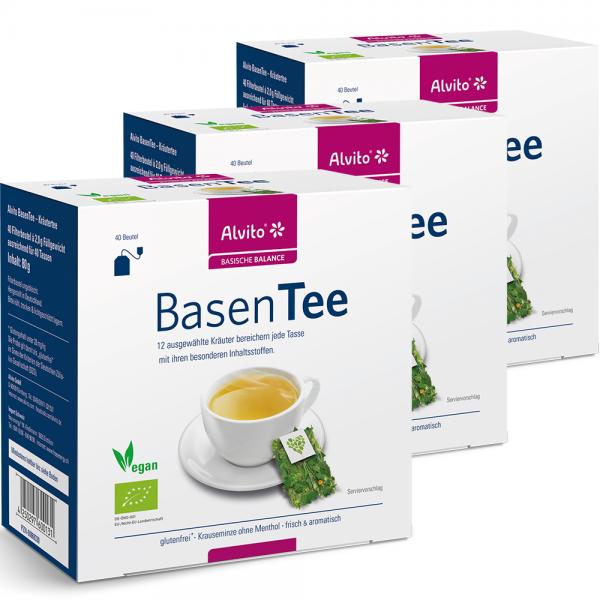 BasenTee 120 Teebeutel