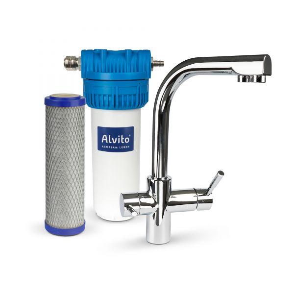 Alvito Wasserfilter Premium