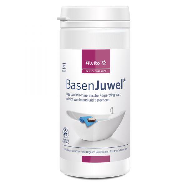 Alvito BasenJuwel 1.5 kg - Mineralisches Körperpflegesalz