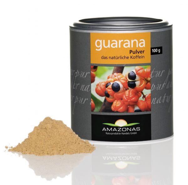Guarana Pulver 100 g aus Wildsammlung