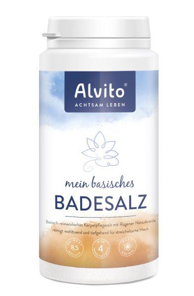 Alvito Mein basisches Badesalz
