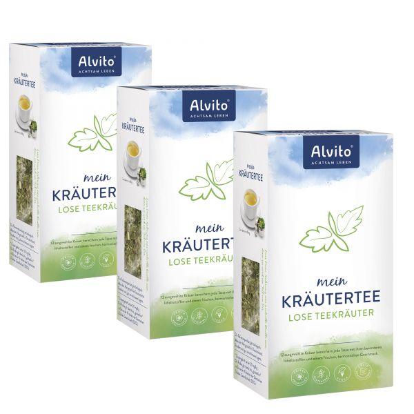 Alvito Mein Kräutertee lose 300 g