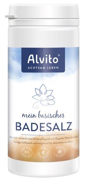 Alvito Mein Basisches Badesalz 1,5 kg